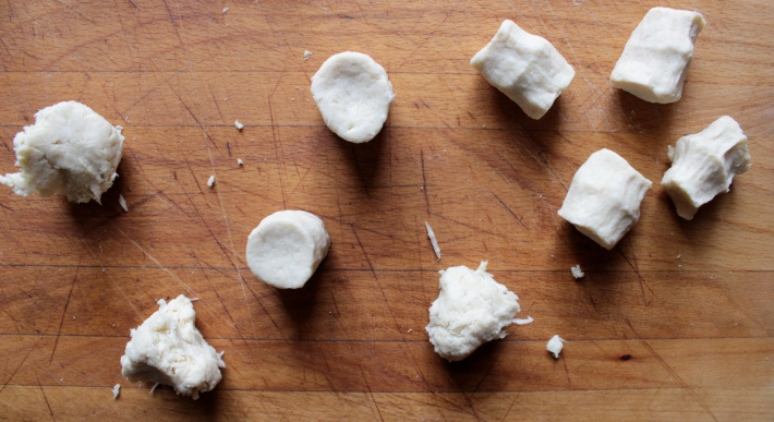 horseradish Gnocchi