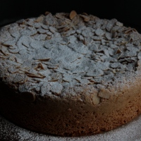 Almond Fennel Cake (Gluten-Free or Not)