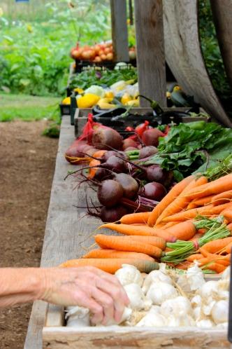 The Good Earth Farm, Gabriola Island