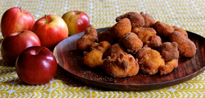 Gluten-Free Apple Fritters https://bigsislittledish.wordpress.com/2014/10/25/apple-ricotta-fritters-for-hank-gluten-free-or-not/