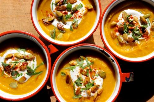 Red Lentil and Autumn Vegetable Soup https://bigsislittledish.wordpress.com/2014/11/13/red-lentil-and-autumn-vegetable-soup/
