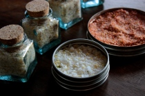 Spice Infused Lemon Salt