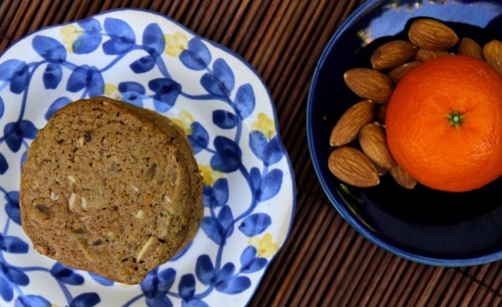Almond Spice Cookies (Gluten-Free)