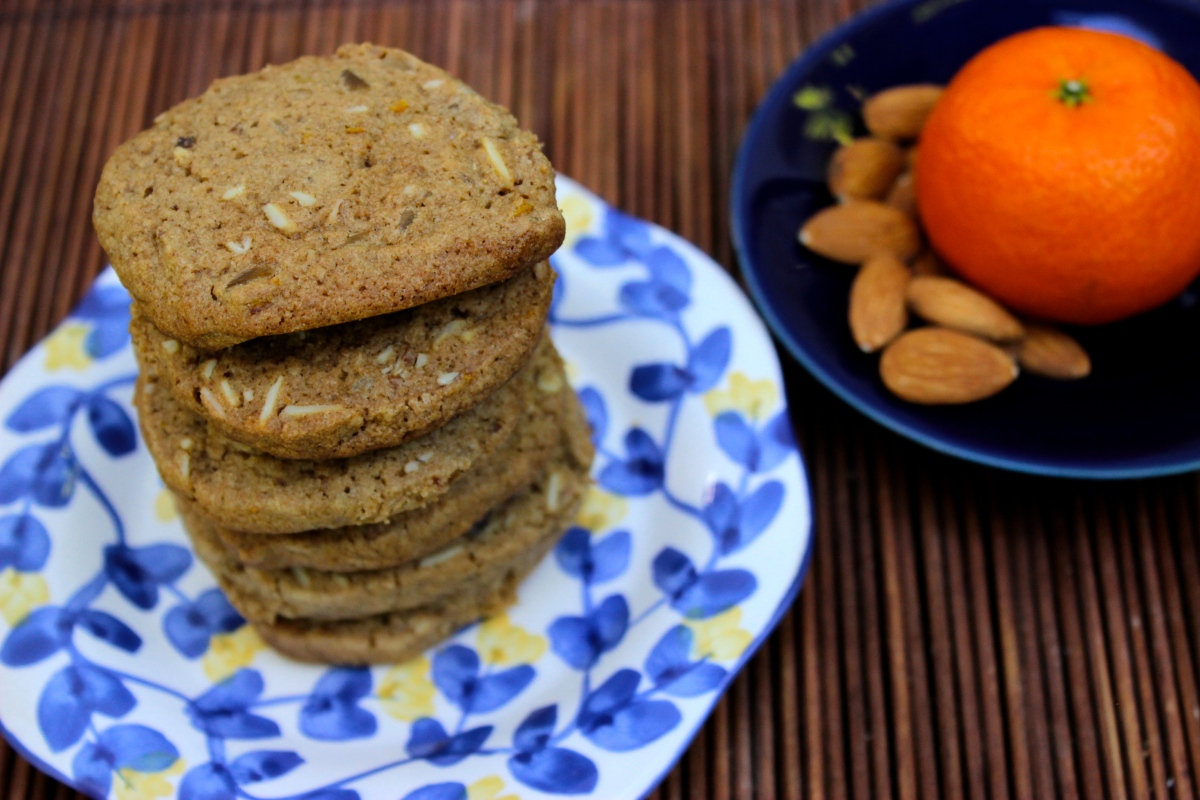 Boxing Day Almond Spice Cookies (Gluten-Free)
