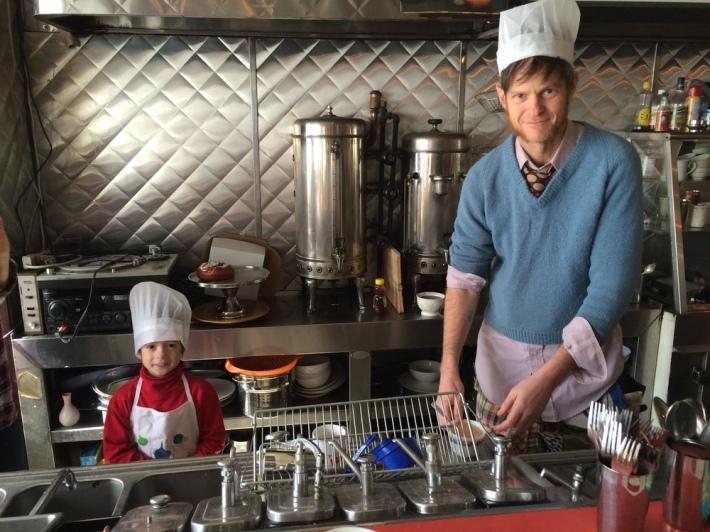 Brooklyn Apple Academy Run a Luncheonette Camp