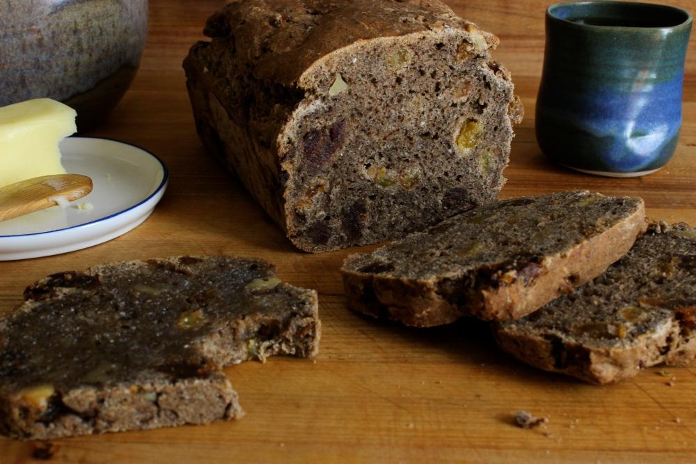 Gluten-Free Cardamom Bread