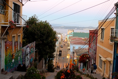 Valparaiso, Chile (photo by Erin Orr)