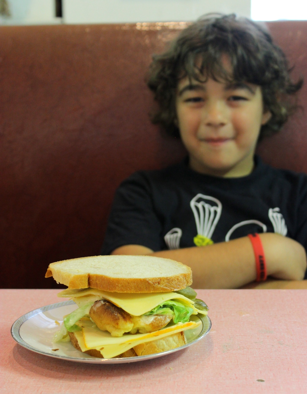 Serious Sandwich