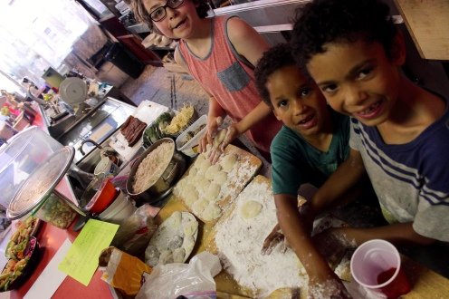 Run a Luncheonette Cooking Camp 2016 https://bigsislittledish.com/2016/09/23/run-a-luncheonette-camp-with-brooklyn-apple-academy-2016/