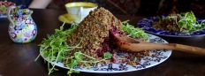 Kasha and Beet Salad https://bigsislittledish.com/2017/02/26/kasha-and-beet-salad-estonian-folktale-dinner/