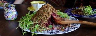 Kasha and Beet Salad https://bigsislittledish.com/2017/02/26/kasha-and-beet-salad-estonian-folktale-dinner/