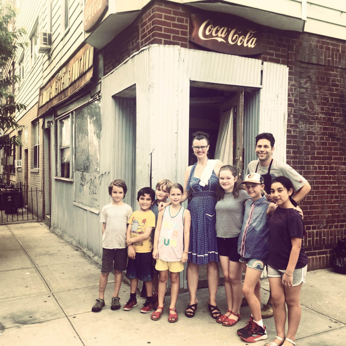 Run a Luncheonette Camp with Brooklyn Apple Academy 2018