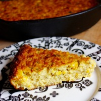 Spicy Corn Pudding